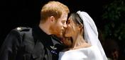 哈里王子溫莎城堡完婚