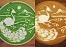 咖啡也是艺术品