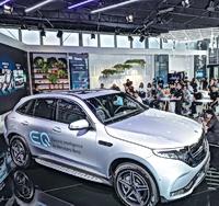 奔驰纯电动SUV EQC推迟上市