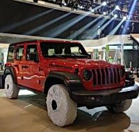 Jeep牧馬人實車曝光