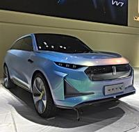 WEY-X概念車亮相