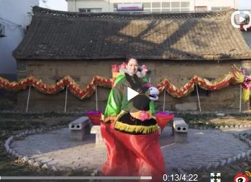 中国年味制造村