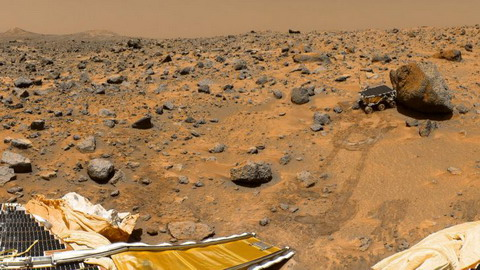 埋藏在火星上湖泊被發現 科學家們既興奮又困惑