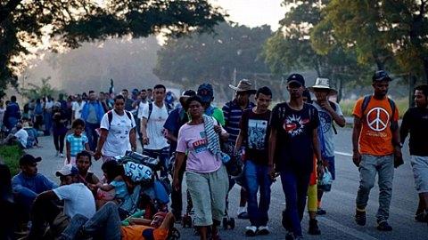 移民擠爆 墨西哥小鎮歡迎變排斥