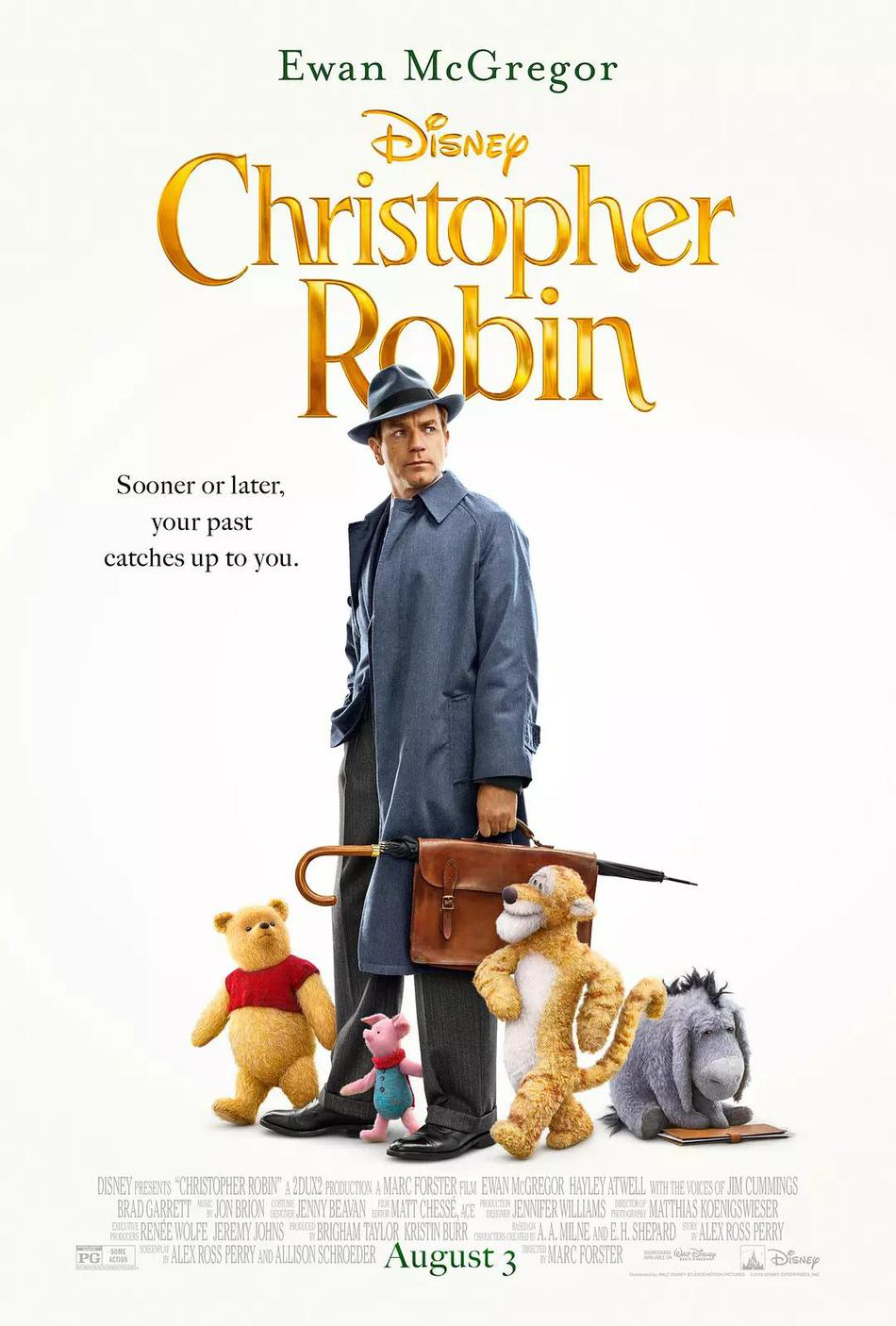 《克里斯托弗·罗宾》
