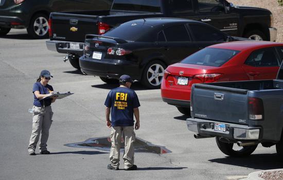FBI调查德州艾尔帕索枪击案 美联社
