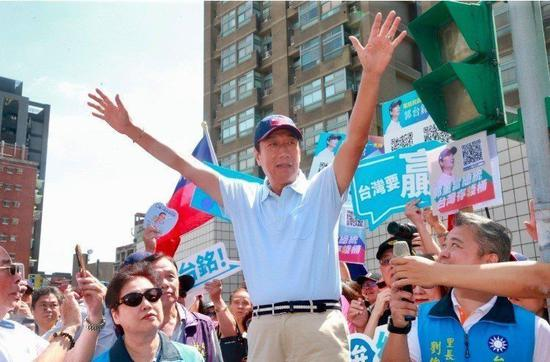 鸿海前董事长郭台铭。图/联合报系资料照片