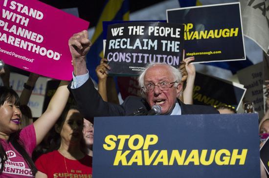 民主黨指川普的名單是貪腐的產物,加上共和黨此前杯葛前總統歐巴馬提名的大法官人選,...