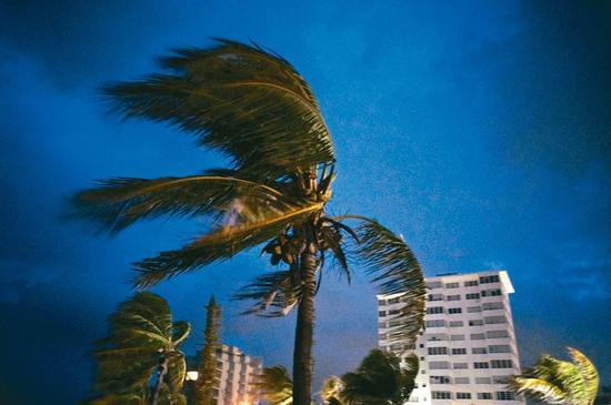 五级飓风多利安(Dorian)1日登陆巴哈马北部,狂风横扫自由港 美联社