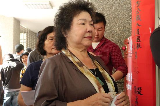 總統府祕書長陳菊昨晚拜會立法院前院長王金平,引發揣測。 圖/聯合報系資料照片