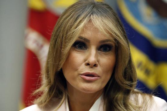 川普把妻子比奎琳引譏評 美聯社