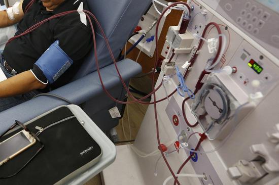 川普簽署行政命令加強防治腎臟病 美聯社