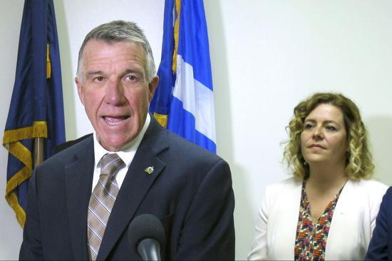 首位共和党州长支持弹劾调查,佛蒙特州长想知更多细节 美联社