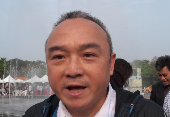 高市观光局长潘恒旭今天吁真爱韩国瑜的「韩粉」,一定要理性一点,否则会害了韩国瑜的网路声量。记者杨濡嘉/摄影