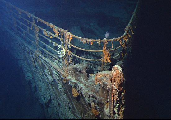 密西根湖底有6000艘沉船残骸(photo by Wikipedia)