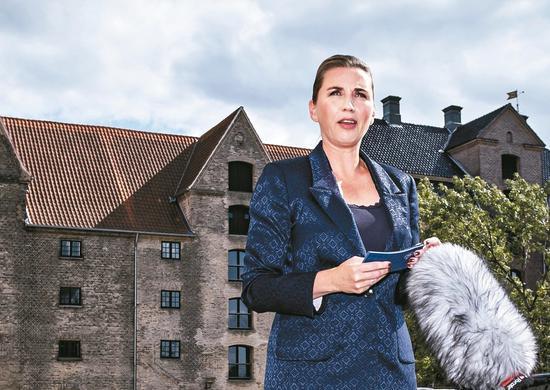 丹麦总理佛瑞德里克森<img src=