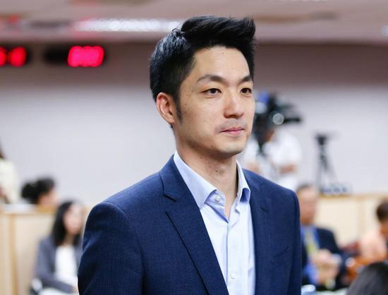 蔣萬安是國民黨人氣數一數二的明星立委。 聯合報系資料照