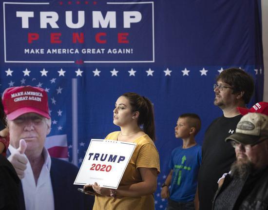 川普竞选连任改打传统选战,巩固基本盘是关键,确保选民投票最重要。 法新社