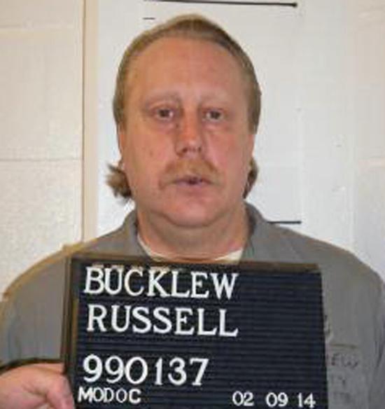 雖然引發高度質疑,密蘇里州死刑犯巴克李伍(Russell Bucklew,圖)1...
