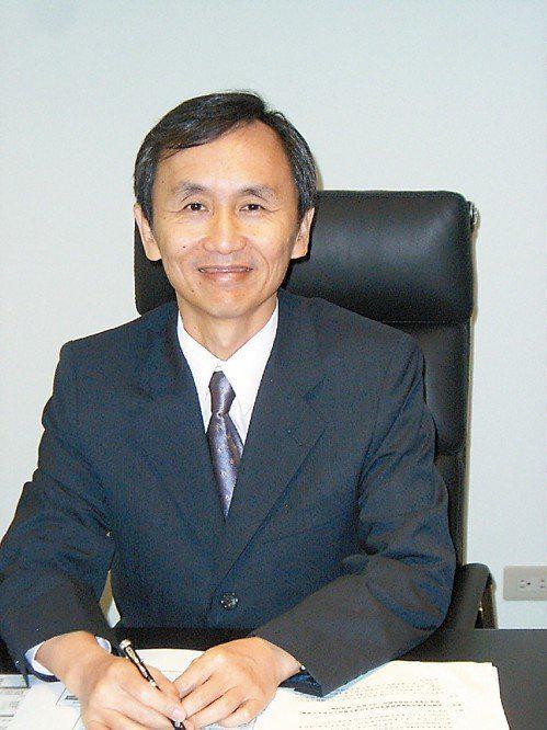 美丽岛电子报董事长吴子嘉。报系资料照