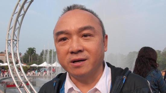 高雄市观光局长潘恒旭今表示,鸿海集团总裁郭台铭是韩国瑜学长,如果事先跟韩说一下要...