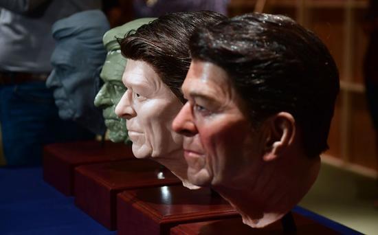 雷根总统图书馆(Ronald ReaganPresidential Librar...