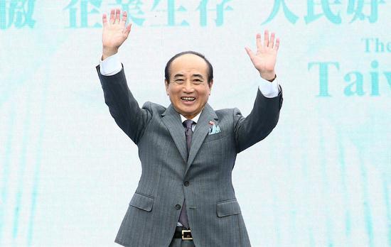 台湾师范大学学生会日前指控,校方动员师生替立法委员、也是台师大校友总会荣誉会长的王金平造势。 联合报系记者杜建重/摄影