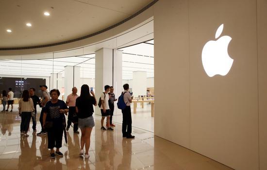 苹果10月很有可能举行发布会,发表新产品。图片来源/本报系资料照