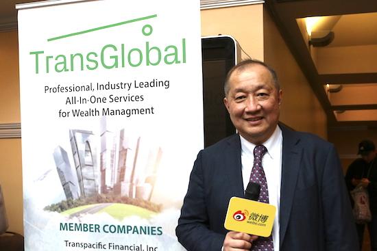 Philip Hu接受北美新浪专访