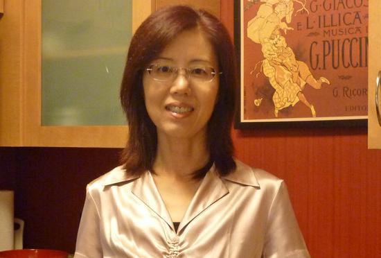 美國欣欣教育基金會新任會長楊一青博士