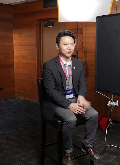 京东云负责人刘子豪接受北美新浪的专访