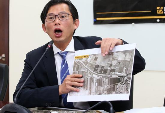 時代力量立委黃國昌。本報資料照片