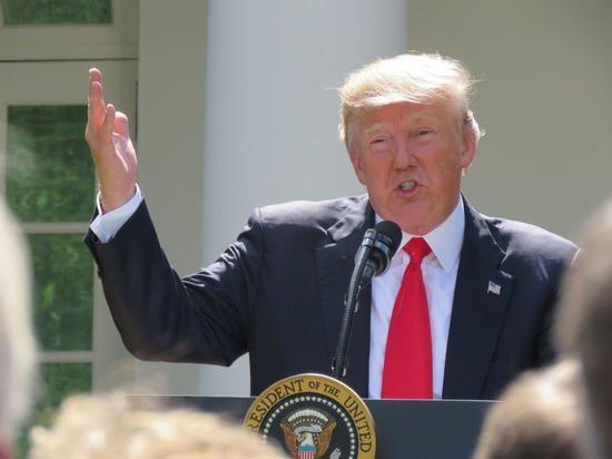 美国总统川普表示,准备好对额外2670亿美元大陆商品加征关税。 图/联合报系资料照片