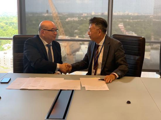 KGI 與SFG簽署協議