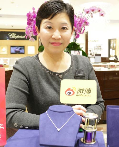 昌興珠寶集團副總裁傅建華