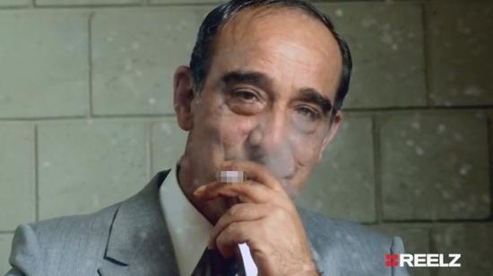 紐約黑手黨可倫坡家族首腦波斯科,7日在服刑中逝世,結束他傳奇的一生。(photo by網路影片截圖)