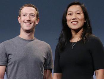 扎克伯格華裔妻子:用自家99%財富促下一代機會平等