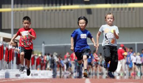 2018北加州華人文化體育協會田徑比賽報名火熱進行中