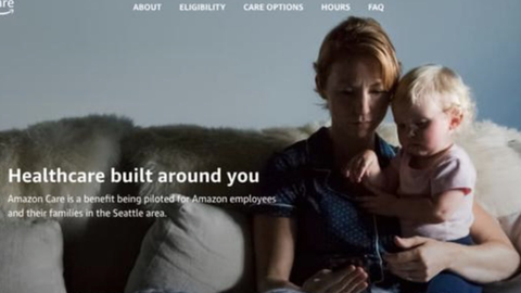 亞馬遜爲西雅圖總部員工提供虛擬診所服務