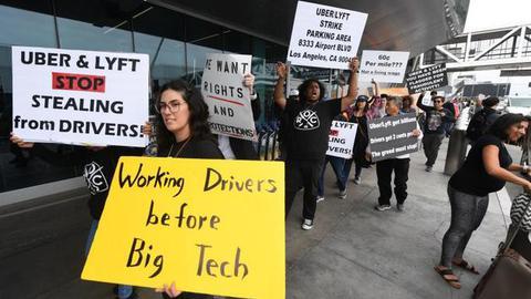 加州要拆共享經濟根基 舊金山五大巨頭抗爭到公投