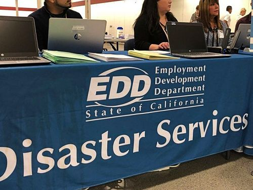 民衆可善用EDD福利在疫情時期渡過難關。