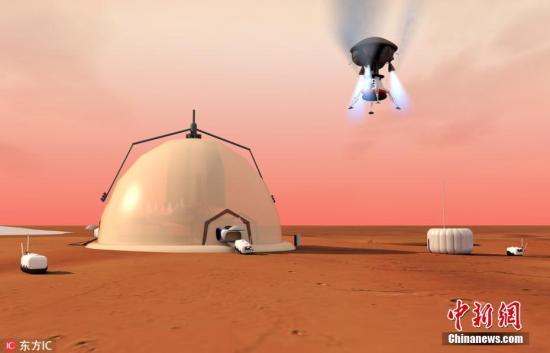 馬斯克:2050年前送百萬人到火星 沒錢去的人可貸款