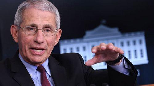 傳染病專家佛奇表示,美國可避免第2波疫情爆發。